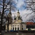 3 Puistoja ja kirkkoja oli useita